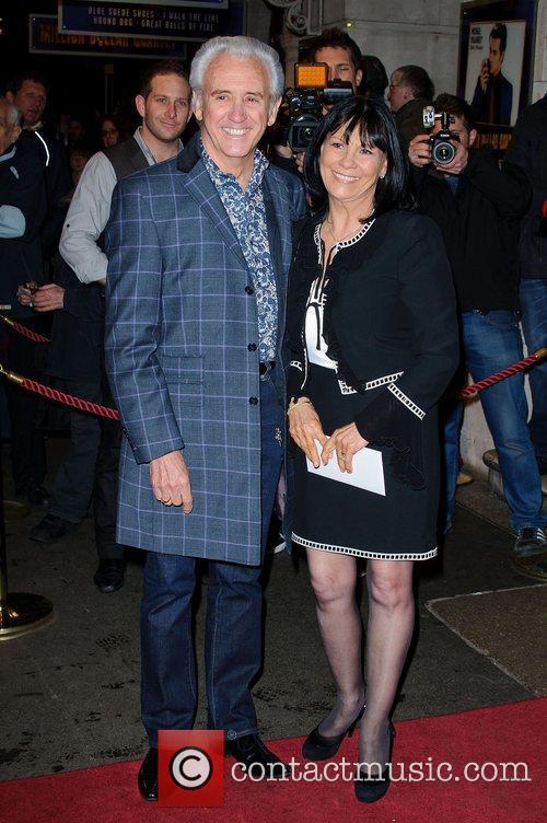 Tony Christie and Noel Coward