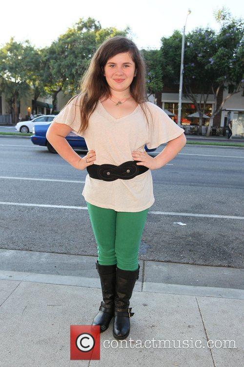 Teen actress Lauren Dair Owens visits Millions Of...