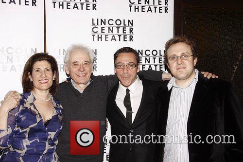 Jan Levy Tranen, Austin Pendleton, Michael Halberstam and...