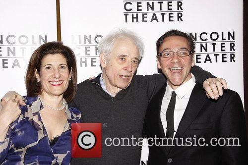 Jan Levy Tranen, Austin Pendleton and Michael Halberstam...
