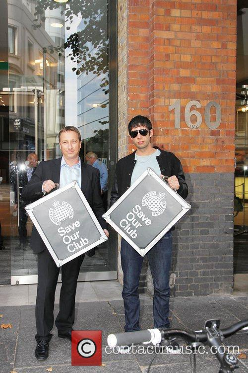 Ministry of Sound saved