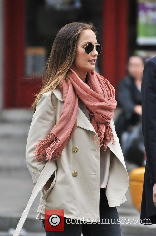 Minka Kelly out and about in Manhattan New...