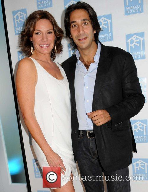 Countess LuAnn de Lesseps and Jacques Azoulay Miracle...