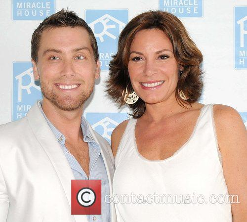 Lance Bass and Countess LuAnn de Lesseps Miracle...