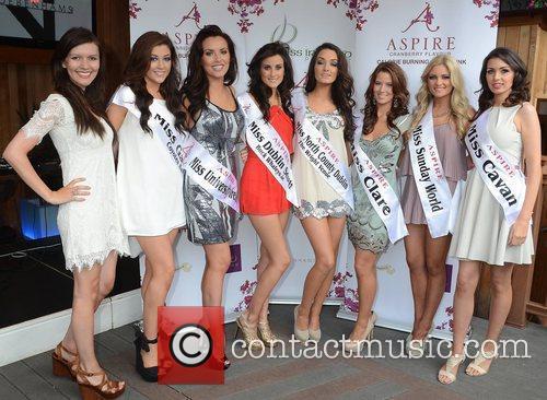 Miss Ireland finalists 2011  Miss Ireland finalists...