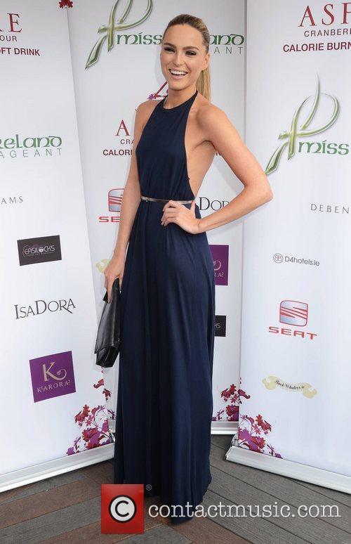 Sarah Morrissey (Former Miss Ireland)  Miss Ireland...
