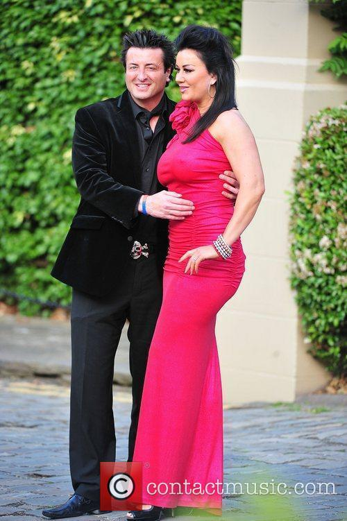 Mario Marconi and Lisa Appleton The Miss Manchester...