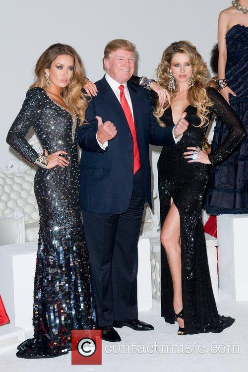 Donald Trump and Shandi Finnessey 5