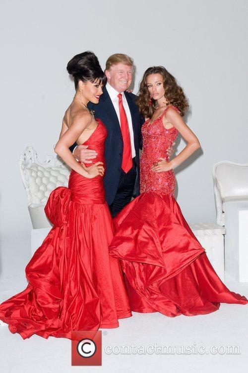 Susie Castillo and Donald Trump 5