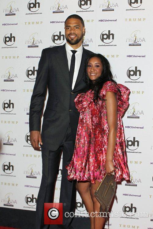 Tyson Chandler 2011 Miss USA Pageant at Planet...