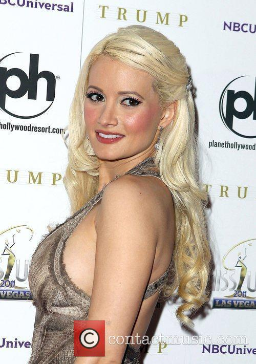 Holly Madison 2011 Miss USA Pageant at Planet...
