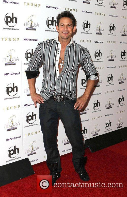 Jeff Timmons 2011 Miss USA Pageant at Planet...