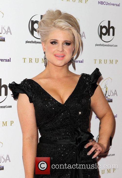 Kelly Osbourne 2011 Miss USA Pageant at Planet...