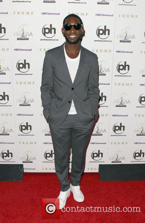 Tinie Tempah 2011 Miss USA Pageant at Planet...