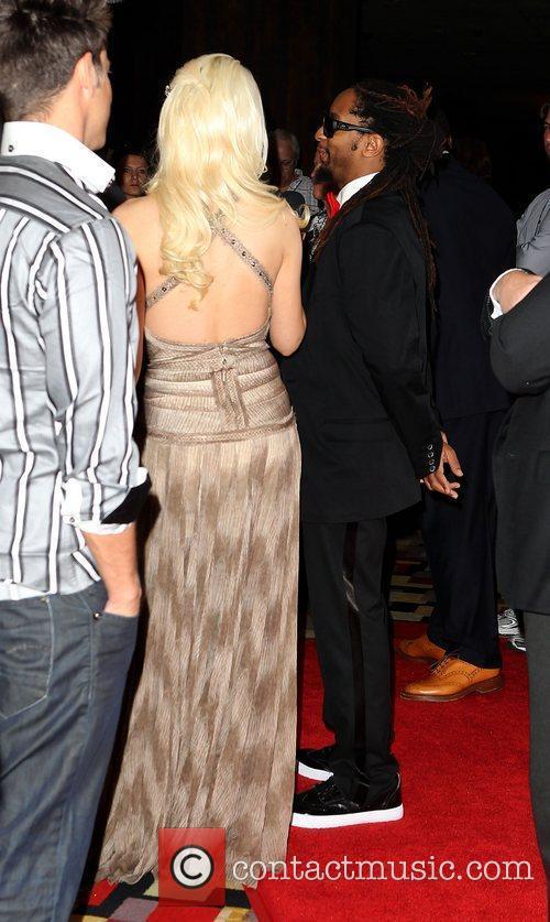 Holly Madison, Lil Jon 2011 Miss USA Pageant...