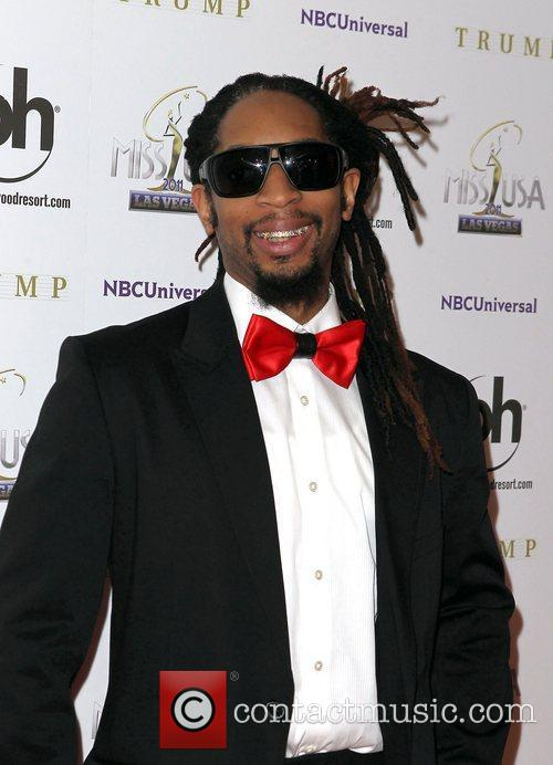 Lil Jon 2011 Miss USA Pageant at Planet...
