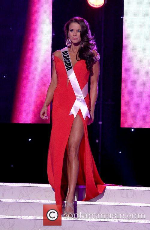 Miss Alabama USA Madeline Mitchell  2011 Miss...