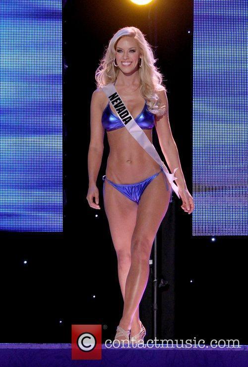Miss Nevada USA Sarah Chapman  2011 Miss...