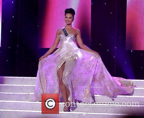 Miss Alaska USA Jessica Chuckran  2011 Miss...