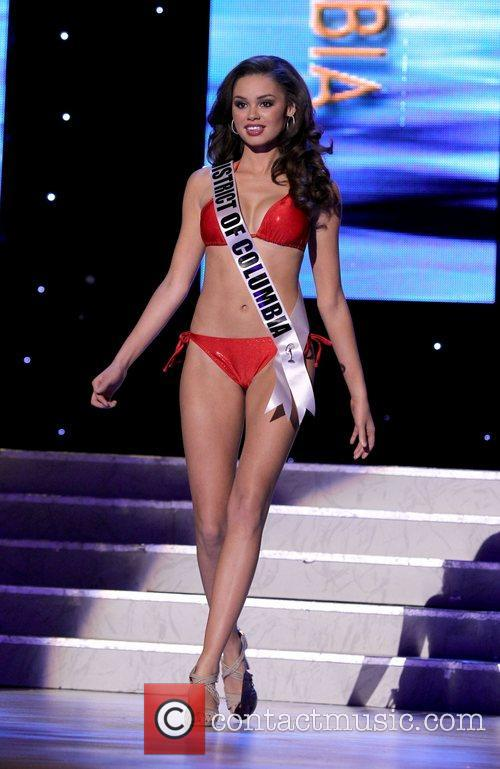 Miss District of Columbia USA Heather Swann...