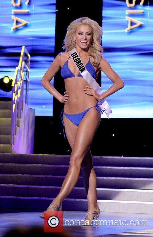 Miss Georgia USA Kaylin Reque  2011 Miss...