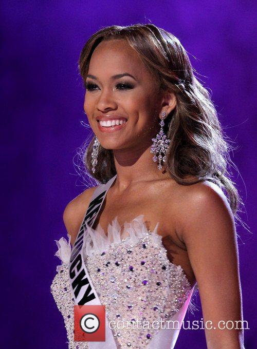 Miss Kentucky USA Kia Hampton  2011 Miss...