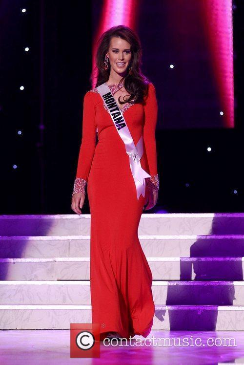 Miss Montana USA Brittany Wiser  2011 Miss...