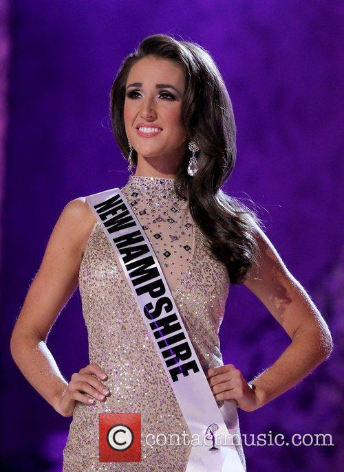 Miss New Hampshire USA LacyJane Folger  2011...