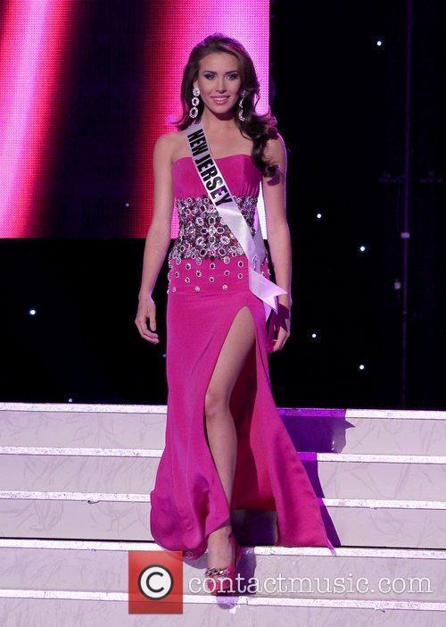 Miss New Jersey USA Julianna White  2011...