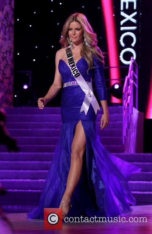 Miss New Mexico USA Brittany Toll  2011...