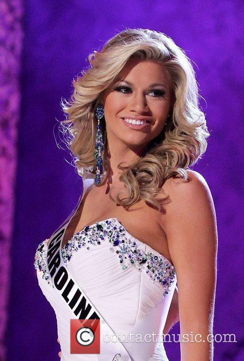 Miss North Carolina USA Brittany Leigh York...