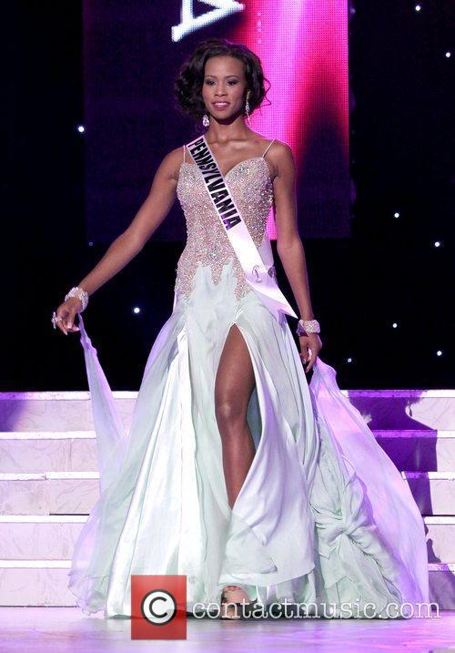 Miss Pennsylvania USA Amber-Joi Watkins  2011 Miss...