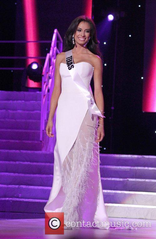 Miss Texas USA Ana Rodriguez  2011 Miss...