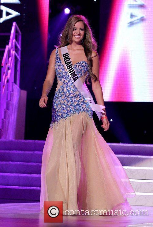 Miss Oklahoma USA Kaitlyn Smith  2011 Miss...