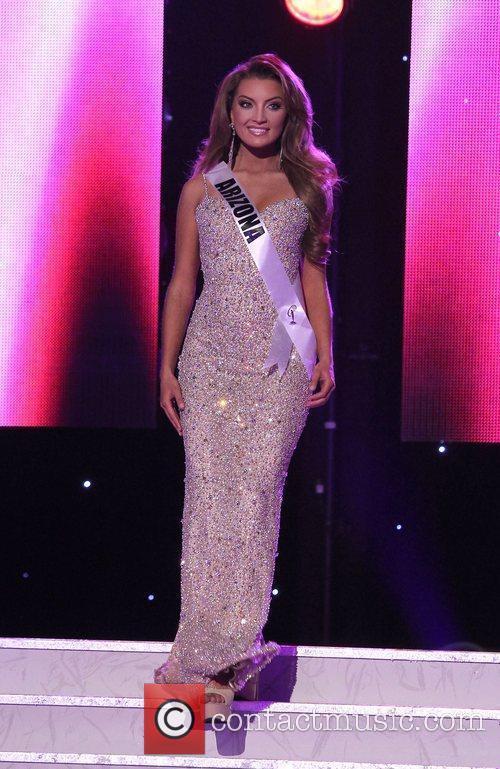 Miss Arizona USA Brittany Brannon  2011 Miss...