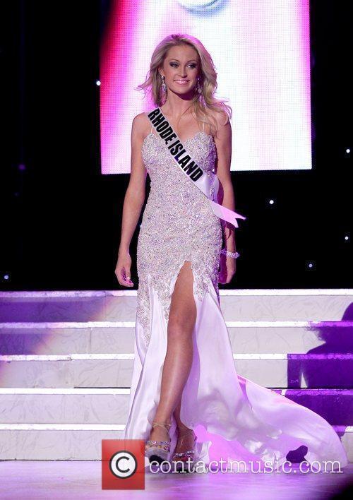 Miss Rhode Island USA Kate McCaughey  2011...