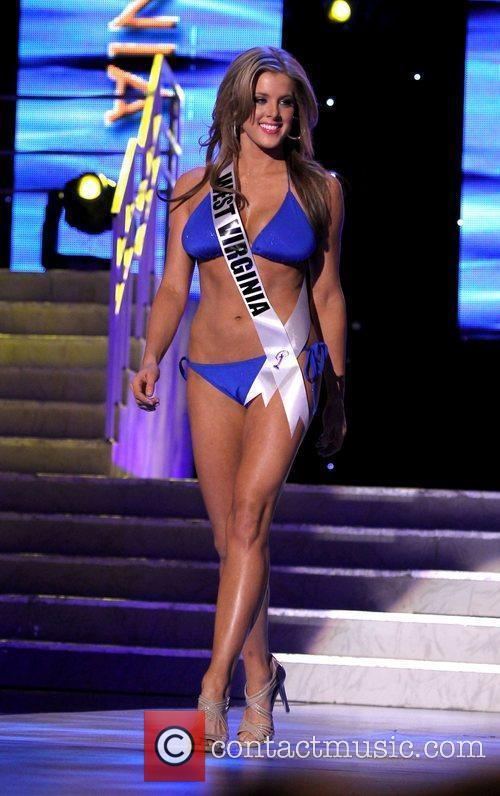 Miss West Virginia USA Whitney Veach  2011...