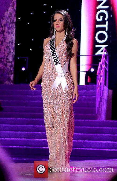 Miss Washington USA Angelina Kayyalaynen  2011 Miss...