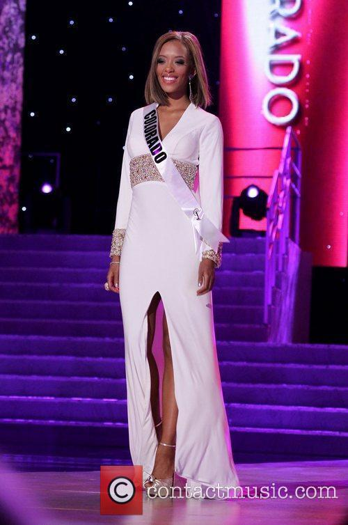 Miss Colorado USA Blair Griffith  2011 Miss...