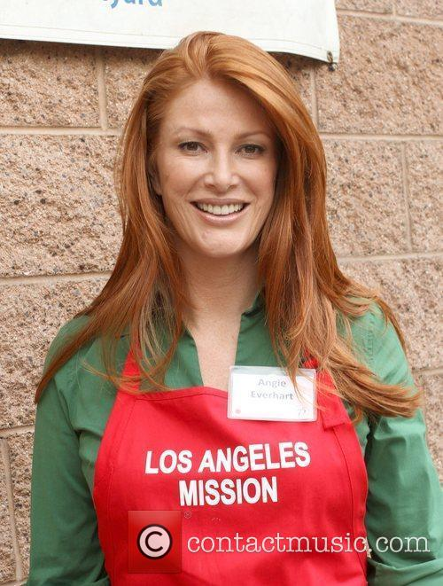 Angie Everhart 11