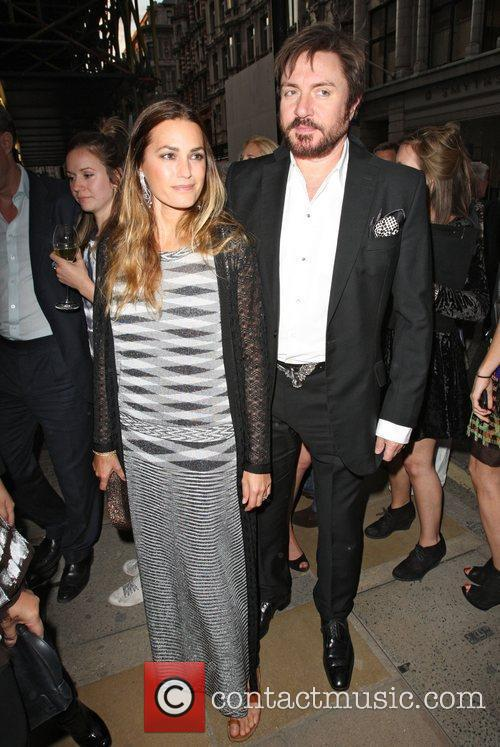 Yasmin Le Bon and Simon Le Bon 1
