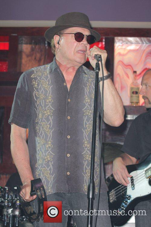 Mitch Ryder performs at Seminole Casino in Coconut...