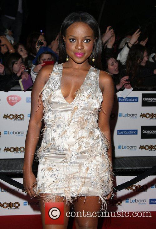 The MOBO Awards 2011 - Arrivals
