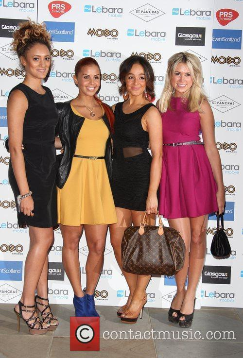 Duchess The MOBO awards 2011 nominations launch -...