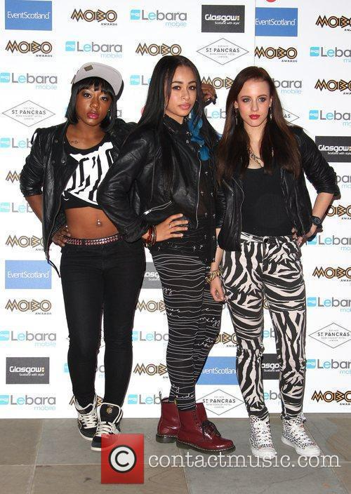 The MOBO awards 2011 nominations launch - Arrivals