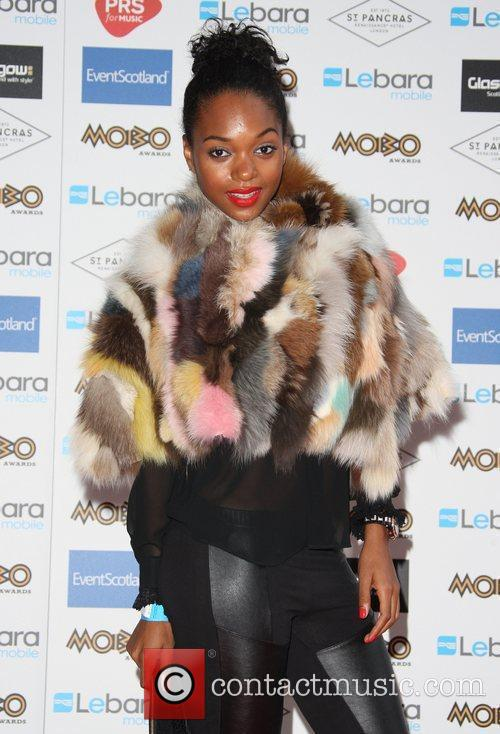Jessye Romeo The MOBO Awards 2011 nominations launch...