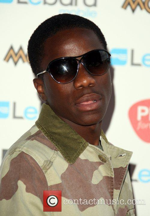 Tinchy Stryder The MOBO Awards 2011 nominations launch...