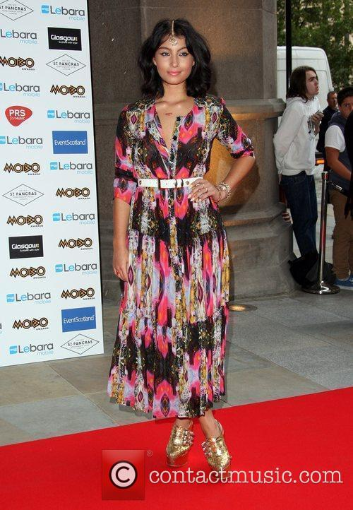 Yasmin Zarine Shahmir The MOBO Awards 2011 nominations...
