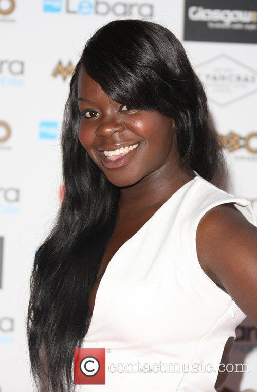 Bunmi Mojekwu The MOBO Awards 2011 nominations launch...