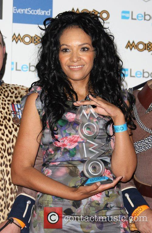 Kanya King The MOBO Awards 2011 nominations launch...